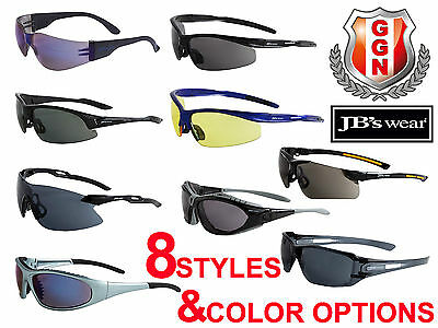 JBS WEAR ALL KINDS PPE Safety GLASSES, EYE WEAR,SPORTS 7 styles