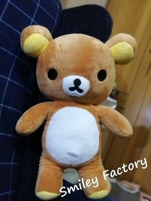 New Cute Soft Plush San-X Rilakkuma Relax Bear Plush 25cm tall Japan Edition