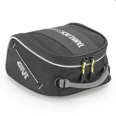 Givi XS319 Mini Tanklock bag. 3Ltr capacity complete with waterproof cover