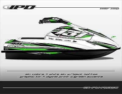IPD PW Design Graphic Kit for Zapata Racing FZ950