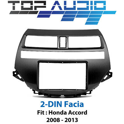 Honda Accord stereo radio Double 2 Din fascia dash panel facia kit trim