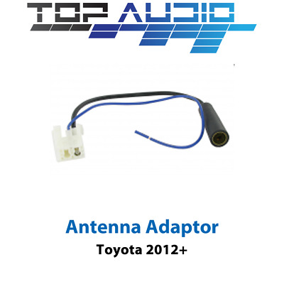 Toyota Antenna Adapter Aerial Adaptor plug lead cable connector wire loom APA81