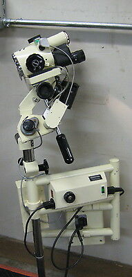 Leisegang 3D3 colposcope with camera, up to 30x mag.