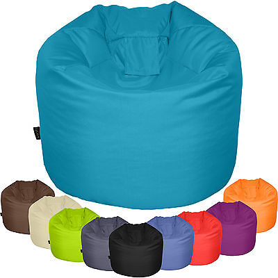 Gilda Bean Bag with Filling Kids/Teens Sizes ( Large & Extra Large ) Wipe Clean