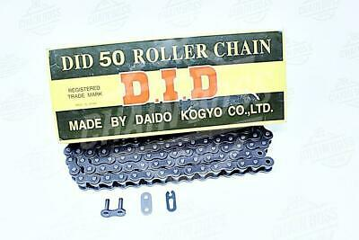 DID 530 x 120 Links Standard Series  Non Oring Natural Drive Chain