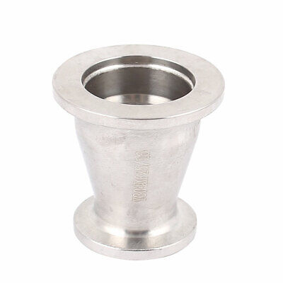 Stainless Steel 304 Vacuum Reducer Conical Flange Adapter KF25 to KF16