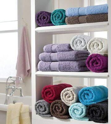 Luxury Miami Towels - 700 GSM 100% Egyptian Cotton Hand, Bath, Bath Sheet Towels