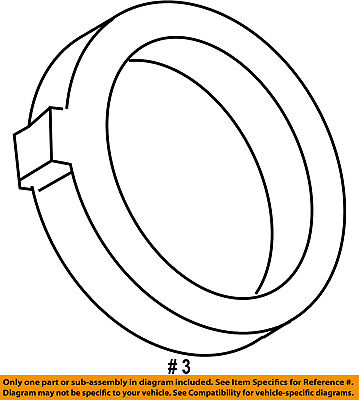 New Oem Ford 5 4l 4 6l Vct Solenoid Seal Single