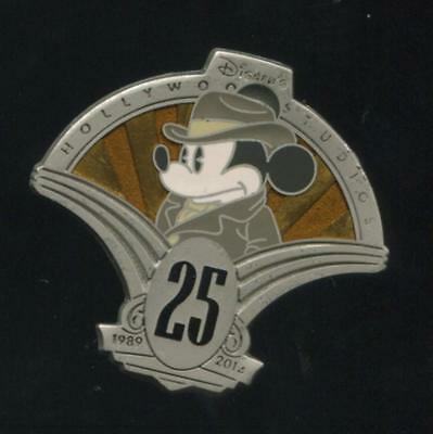 WDW Hollywood Studios 25th Anniversary Mickey Mouse - Mystery Disney Pin 101603