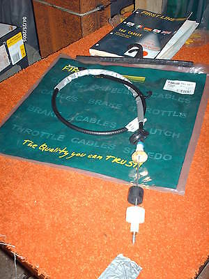 Ford Transit 1991~94  2.0 & 2.0i   Clutch Cable  FKC1411 First Line OE Quality