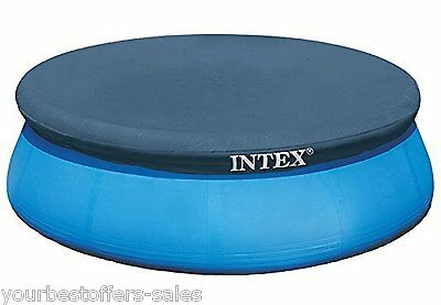 Intex Pool Cover 15 Intex Easy Set Round Pool Cover Swimming Pool Accessories