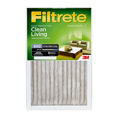 3M Filtrete 18x30x1 Dust Reduction Air Filter