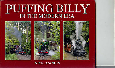 Puffing Billy in the Modern Era by Nick Anchen