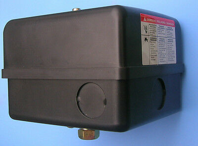 water pump pressure switch 40-60 psi,heavy duty water well pressure control