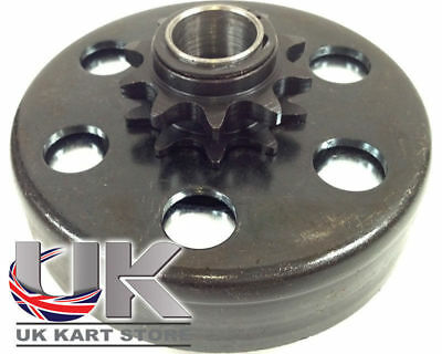 Go Kart Max-Torque 10t 420 Pitch Centrifugal Clutch w/ Blue Spring 19mm Shaft