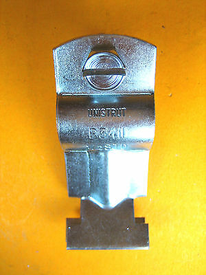 "Unistrut -  P3411-EG -  1/2"" Stand-Off Pipe Clamp (Lot of 15)"