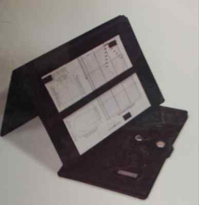 Knit Pro Magma Large Chartkeeper For Holding & Storing Knitting Patterns N010730