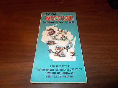 80OFF Vintage Road Map 1964 Canada and Northern United States Lot