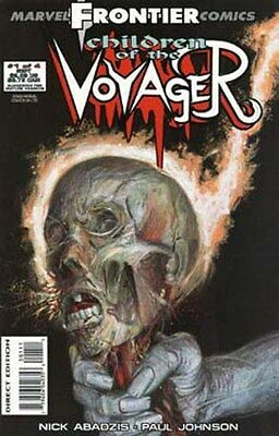 CHILDEN  of  the  VOYAGER  { Marvel  -  Sept 1993 }   ## 1  ## 2  ## 3  ## 4