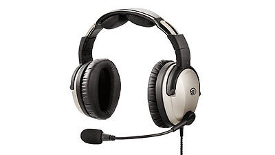 Lightspeed Aviation Zulu.3 ANR Aviation Headset - Bluetooth - Authorized Dealer