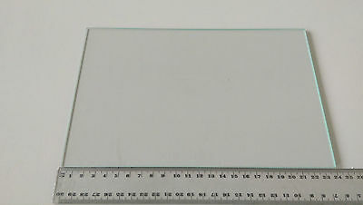 Borosilicate Glass for Flashforge Dreamer, Pro and Creator 230 x 150mm