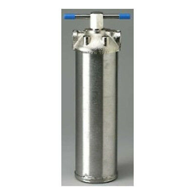 Pentek ST-1 Stainless Steel Standard 10 Inch Water Filter Housing 3/4 NPT