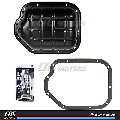 Engine Oil Pan For 00-09 Infiniti I30 I35 Nissan Maxima Murano Quest 11110-2Y000