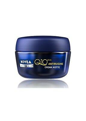 nivea q10 plus tages nachtplege anti falten creme 2x50 ml eur 16 99 picclick de. Black Bedroom Furniture Sets. Home Design Ideas