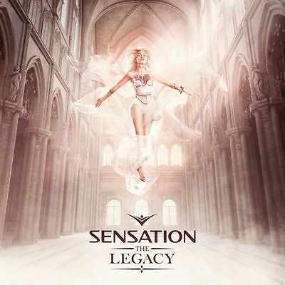 V/a - Sensation 2015  The Legacy   2-cd  with exclusive tracks +  mix