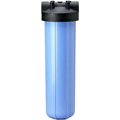 Pentek 150235 Big Blue 20 x 4.5 Inch Whole House Filter Housing 1.5 IN/OUT