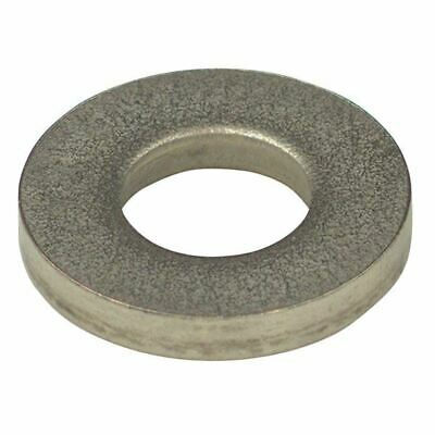 "TTC 9/16"" Bolt Size x 1-3/16"" OD Stainless Steel Extra Thick Flat Washer (Pk/10)"