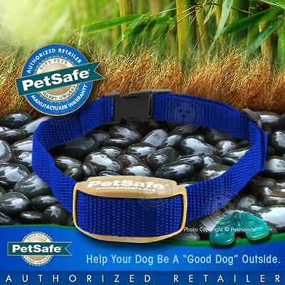 PetSafe Pawz Away Pet Barrier Outdoor-Indoor Dog Cat Blue Collar PWF00-13664