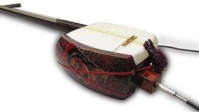 Electric Shamisen Kit Patent Technology Sangen