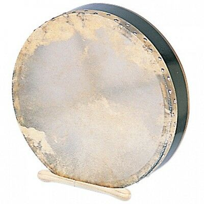 Performance Percussion 14'' Bodhran with Beater and Carrying Bag (boran bohran)