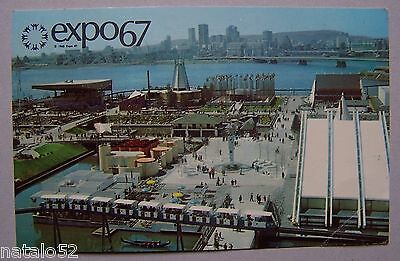Et335- Cpsm Canada Montreal Expo 67 - 1967