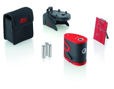 Leica P3 LINO Self-Leveling 3-Point Dot Level Laser vertical
