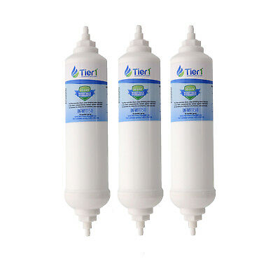 Fits Samsung DA29-10105J Comparable Tier1 Refrigerator Inline Water Filter 3 Pa