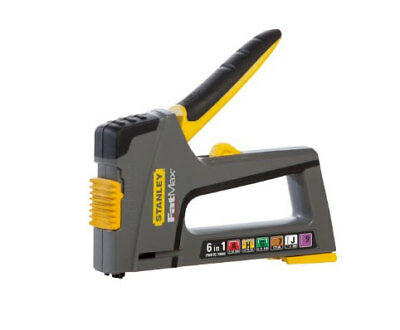 Stanley FATMAX AGRAFEUSE 6 EN 1 - TR75 CORPS ABS