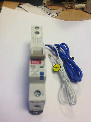 Schneider equivalent  Replacement RCBO B32amp