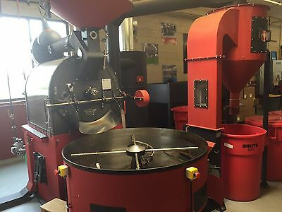 Used Coffee Roaster-Joper CRS 30 Kilo
