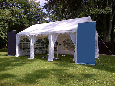 Wedding Party Marquee 3m x 6m Commercial PVC 500gsm (Not Cheap Chinese PVC!!)