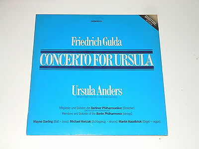 Friedrich Gulda - Ursula Anders - LP - Concerto For Ursula - Wayne Darling
