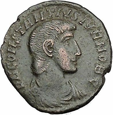 CONSTANTIUS GALLUS 351AD Roman  Ancient Coin BATTLE Horse man i50699