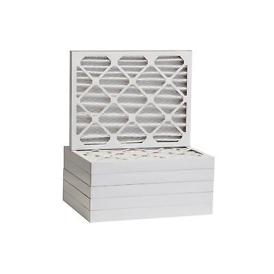 16x20x2 Dust and Pollen Merv 8 Replacement AC Furnace Air Filter (6 Pack)