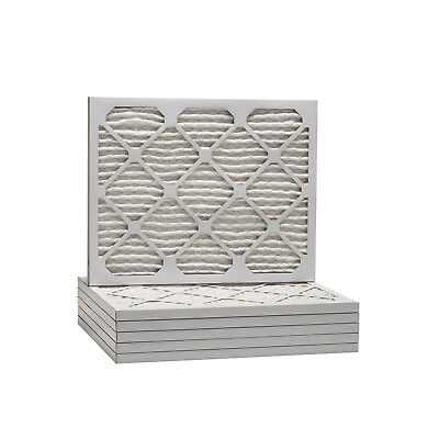 Tier1 20x23x1 Ultimate Allergen Merv 13 Replacement AC Furnace Air Filter 6 Pac