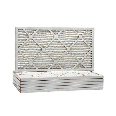 24x30x1 Ultimate Allergen Merv 13 Replacement AC Furnace Air Filter (6 Pack)