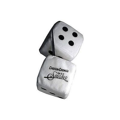 Cheech & Chong Up In Smoke Fuzzy Dice  by Neca