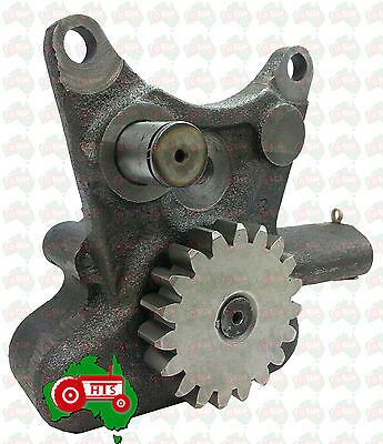 Tractor Engine Oil Pump Leyland 245 253 Marshall 502 Nuffield 3/45 4/65