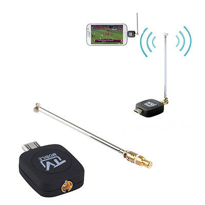 DVB-T Micro USB Tuner Mobile TV Receiver Stick For Android Tablet Pad Phone FT