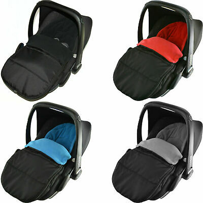 Car Seat Footmuff Compatible with Maxi Cosi Pebble Newborn Cosy Toes